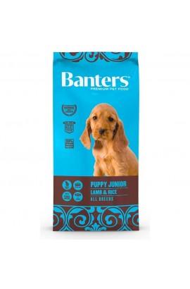 BAM2803G Foto: banters puppy junior cordero 3 kg