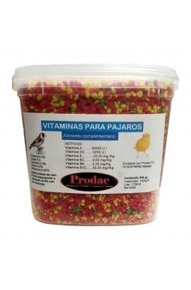 4268G Foto: vitaminas granuladas para pajaros