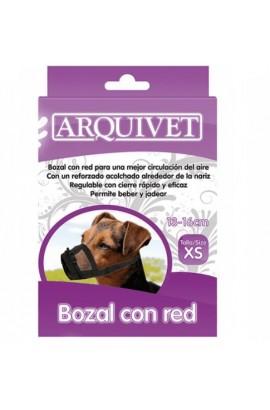01926G Foto: bozal nylon con red xs
