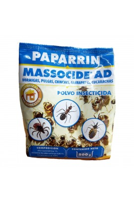 PAPARRIN MASSOCIDE AD 500 GR.