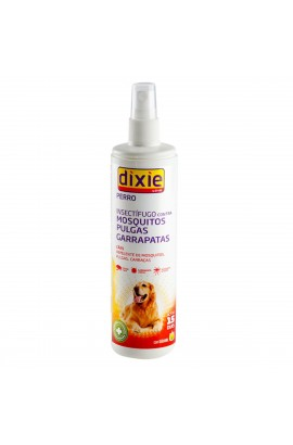 0195G Foto: insectifugo pulgas garrapatas dixie