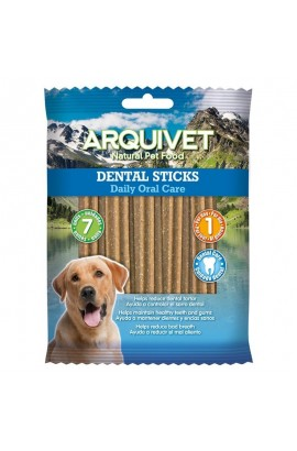 DENTAL STICKS BOLSA 7 UDS./170GR....
