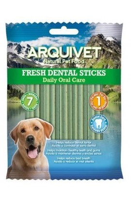 FRESH DENTAL STICKS BOLSA 7...
