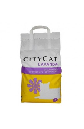 ARENA CITY CAT PERFUMADA 5 KG.