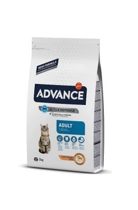 ADVANCE CAT ADULT POLLO 1,5 KG.  PVP 11,99€