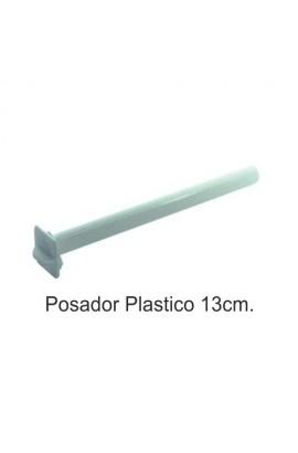 PALO APLICADOR PLASTICO 13 CM.