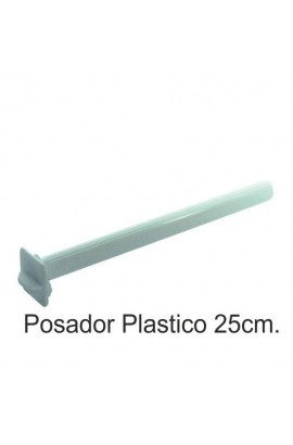 PALO APLICADOR PLASTICO 25CM.