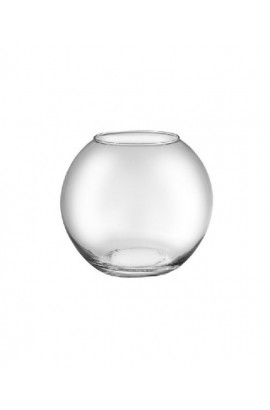7251 Foto: pecera redonda de vidrio 20 cm
