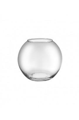 7252 Foto: pecera redonda de vidrio 25 cm