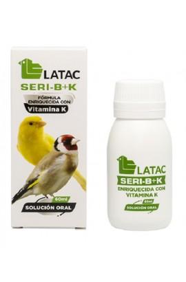 SERI-B+K 60 ML LATAC