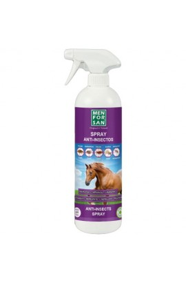 29344 Foto: spay antiinsectos caballos menforsan
