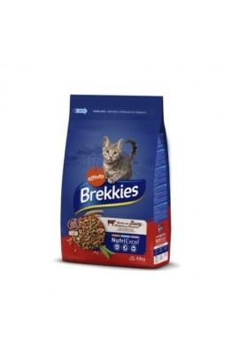 928217 Foto: brekkies gato con buey 3-5 kg