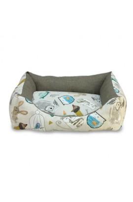 29295 Foto: cama mascotas en casa 50cm