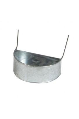 D30195 Foto: comedero metal roedores