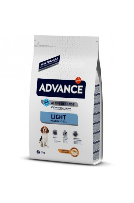509319 Foto: advance medium light 3 kg