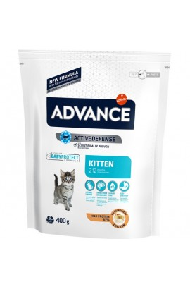 923326 Foto: advance gato kitten 400 gr