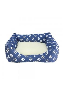 29135 Foto: cama huellas azules 50