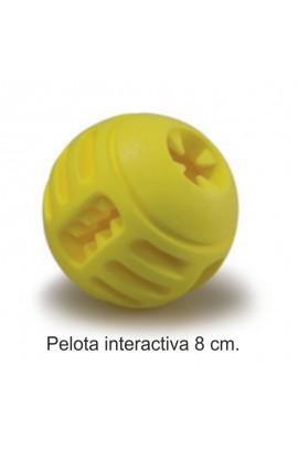 3167 Foto: pelota interactiva 8 cm