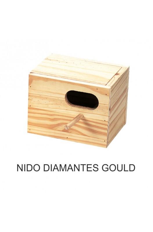 5615 Foto: nido diamantes