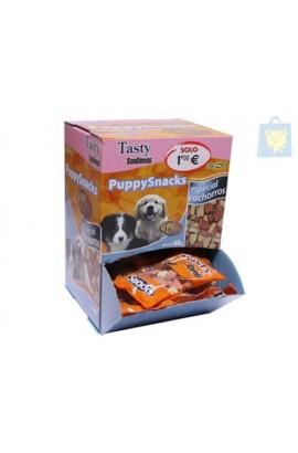 61438 Foto: puppy snacks caja