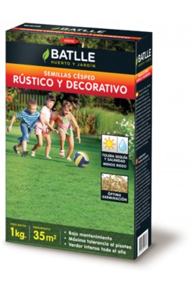 051309500 Foto: cesped rustico y decorativo 500 gr