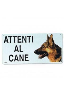 511C Foto: placa atento al perro