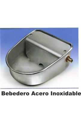 71047 Foto: bebedero perro p-5 acero inox