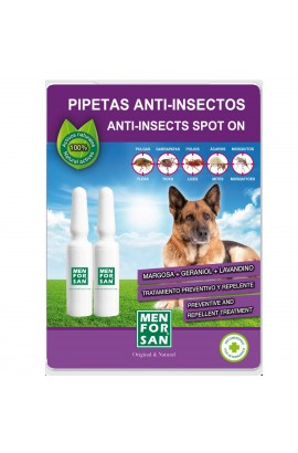 91104 Foto: pipetas anti insectos perros menforsan