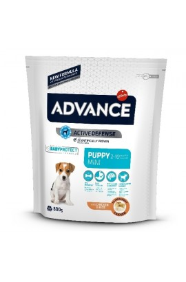501110G Foto: advance puppy mini 800 gr