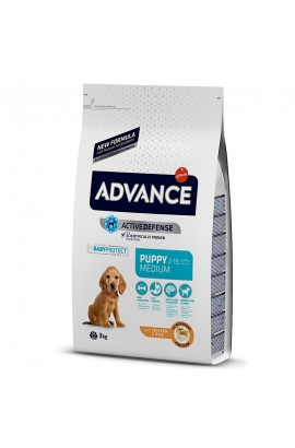 507319G Foto: advance puppy medium 3 kg