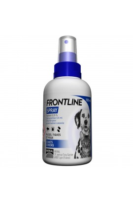 1661 Foto: frontline spray 100ml