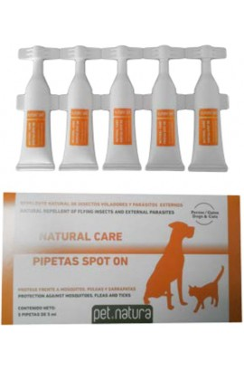 1220 Foto: pipetas natural care pet natura