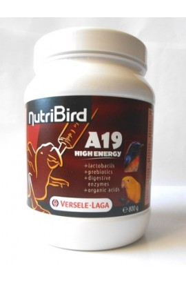 4192 Foto: nutribirda19he alta energia 800 gr