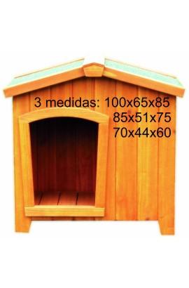 CASETA MADERA MEDIANA 70X44X60CM.