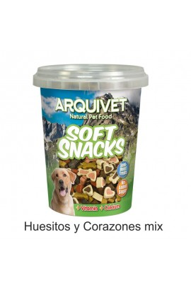 HUESITOS Y CORAZONES MIX 300 GR. BOTE...